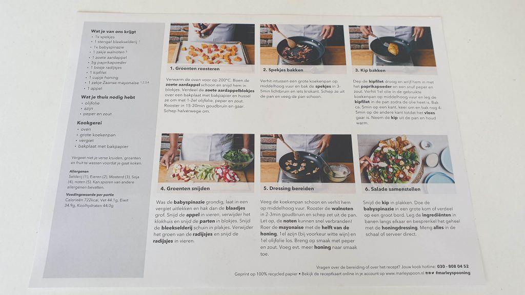 marley-spoon-recepten-maaltijdbox